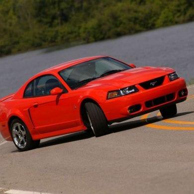 4th Generation Mustang Sales Data