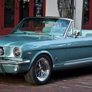 1965 Mustang Options