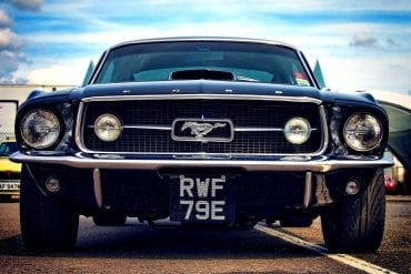 Ford Mustang Production Numbers - 1st Generation
