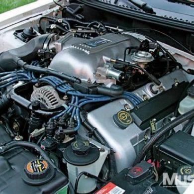 1998 Cobra 4.6 V8