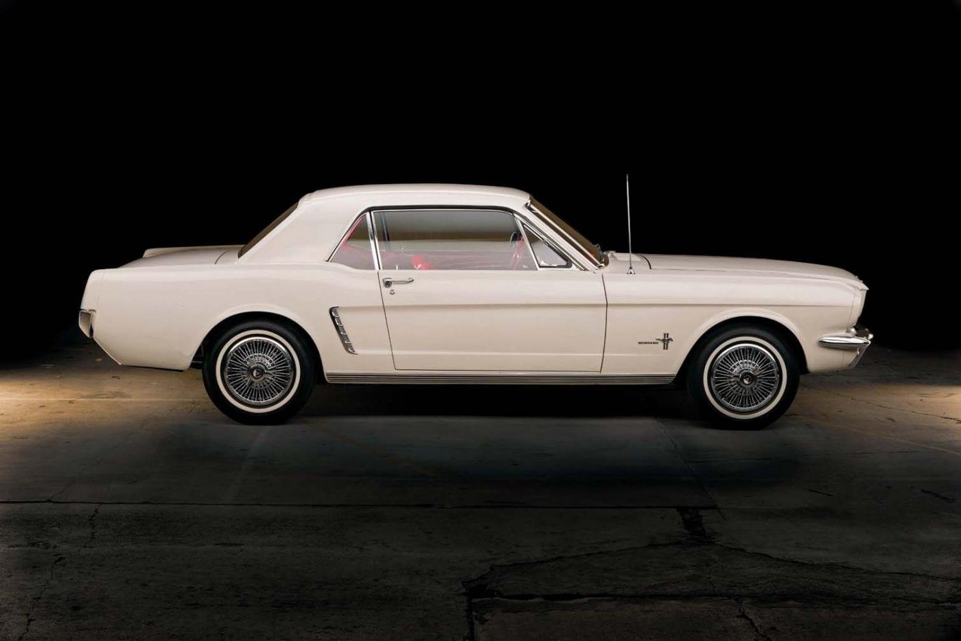 Mustang Colors 1964.5