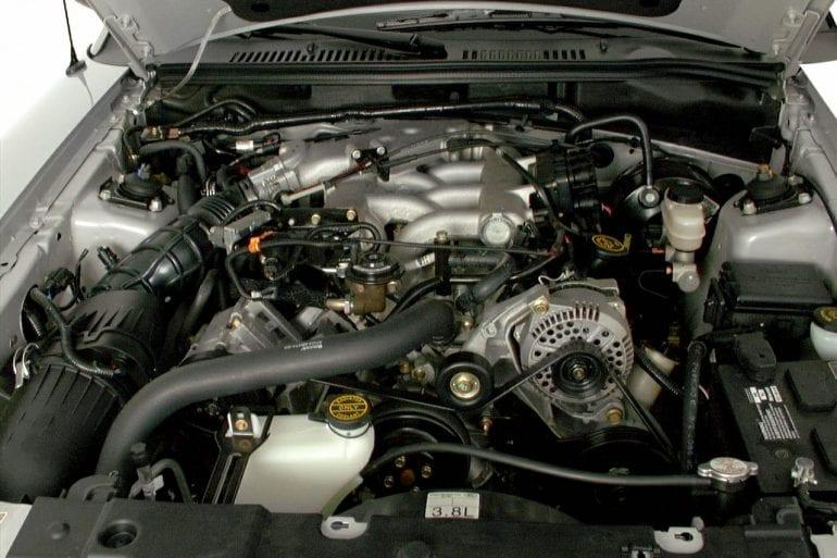 2000 Mustang 3.8l v6