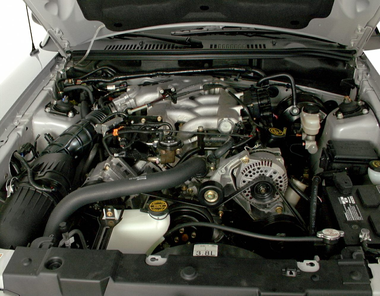 2000 Ford Mustang Transmission