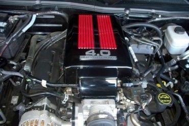 2005 mustang 4.0 v6