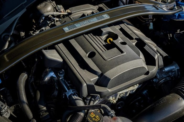 Ford Mustang 2.3L EcoBoost HPP