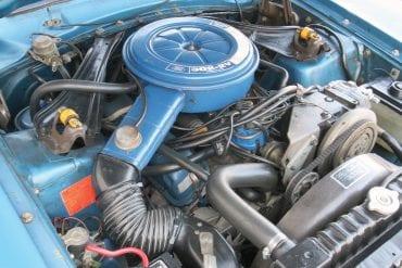 1972 Mustang 250 inline 6