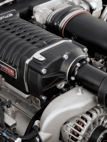 Most Powerful Mustang Engine