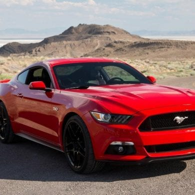 Mustang GT Prices