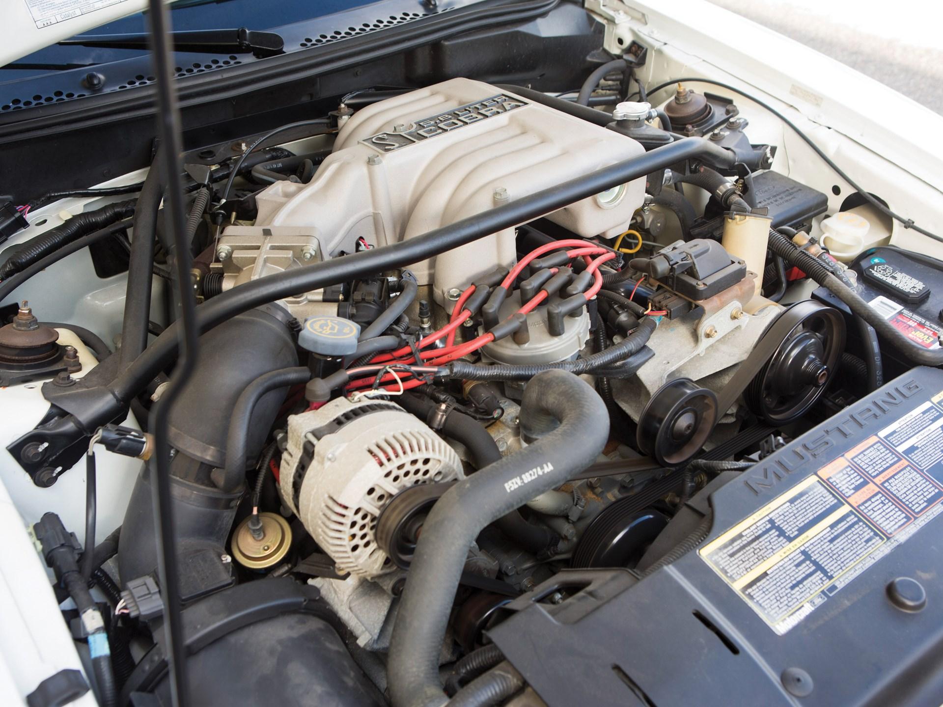 351 C-code Cobra R V8