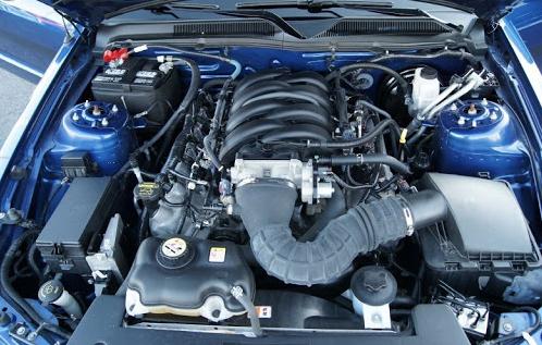 2009 mustang 4.6 v8