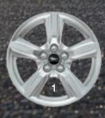 EcoBoost: Standard Wheels