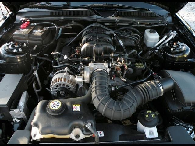 2006 mustang 4.0 v6