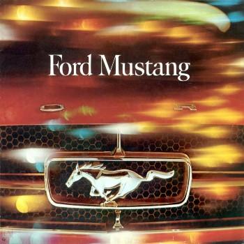 free 1964 ford mustang sales brochures