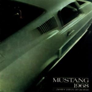 free 1968 ford mustang sales brochures
