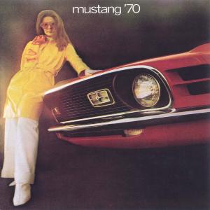 free 1970 ford mustang sales brochures