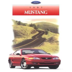 free 1997 ford mustang sales brochures