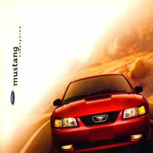 free 1999 ford mustang sales brochures