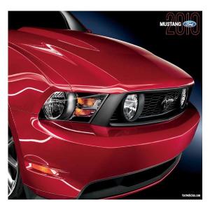free 2010 ford mustang sales brochures