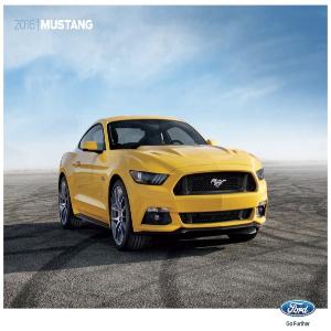 free 2016 ford mustang sales brochures