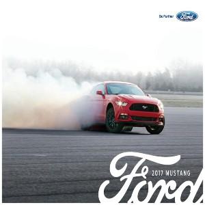 free 2017 ford mustang sales brochures