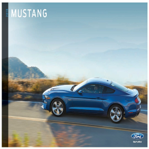 free 2018 ford mustang sales brochures