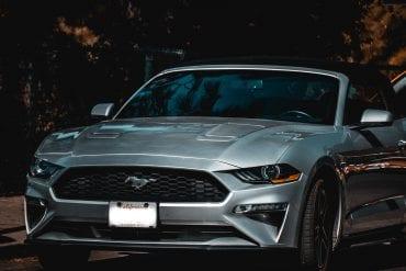 Europe Sales Figures Mustang