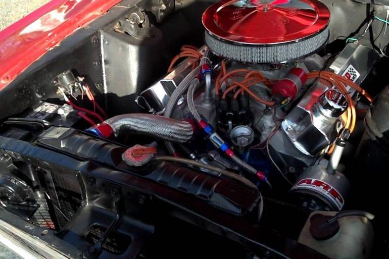 1969 351 Windsor V8