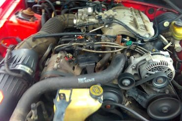 1997 Mustang 3.8l v6