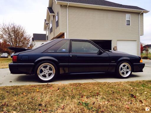 Mustang 1989 Specs