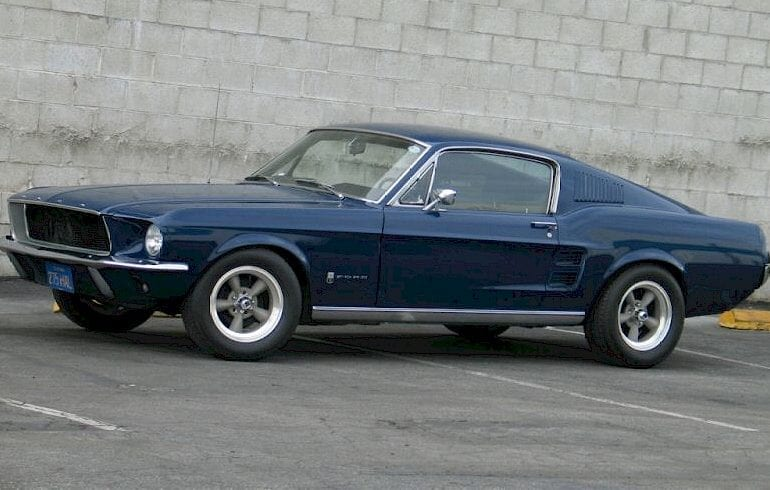 1967 Ford T-5 (Mustang)