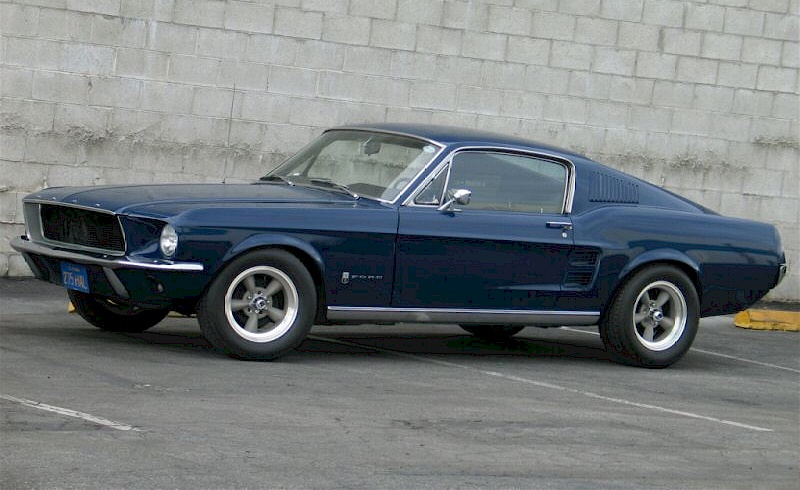 1967 Ford T-5(Mustang)