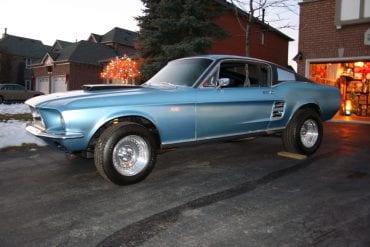 1967 Mustang Stallion