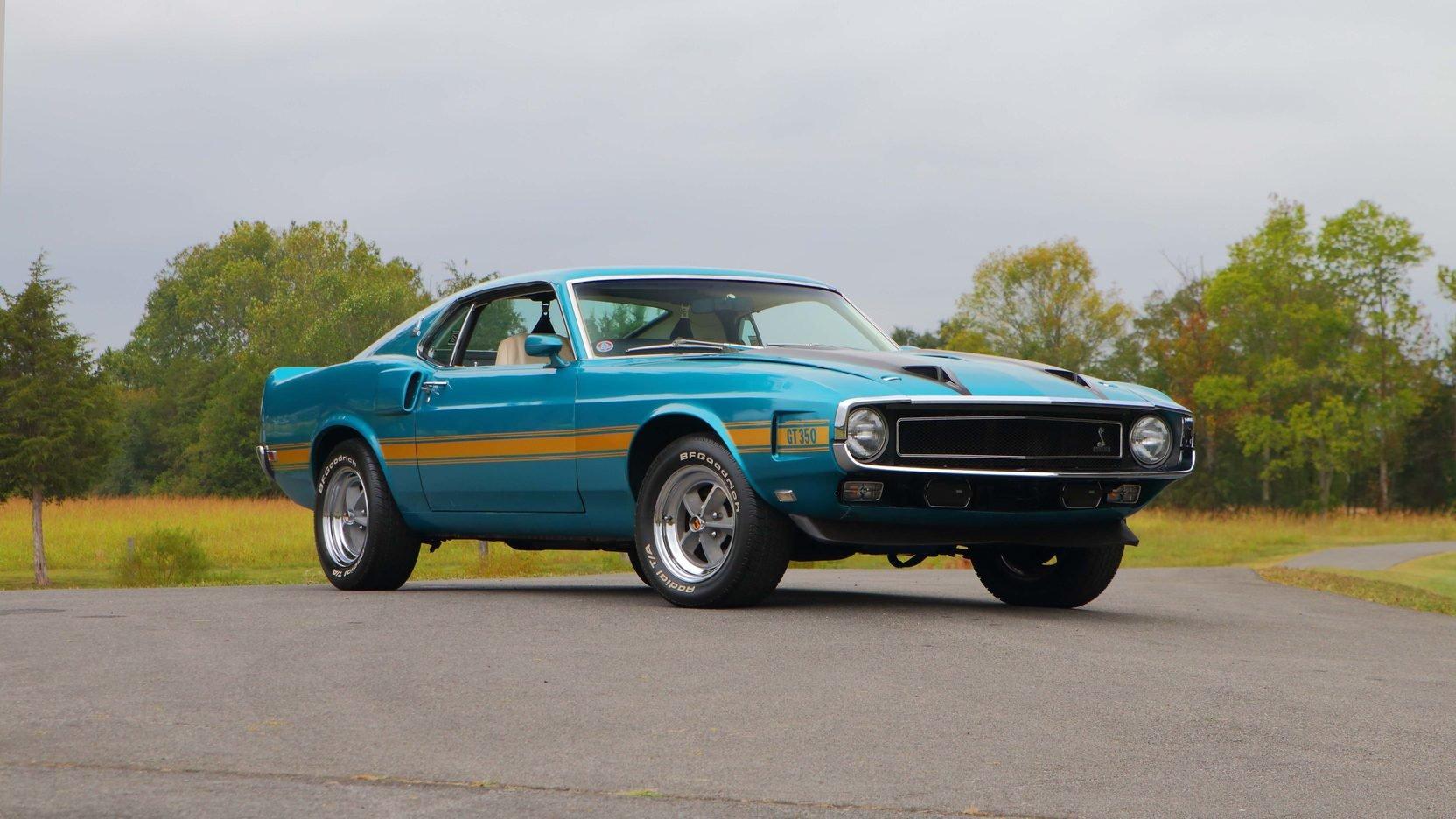 1970 GT350 Mustang