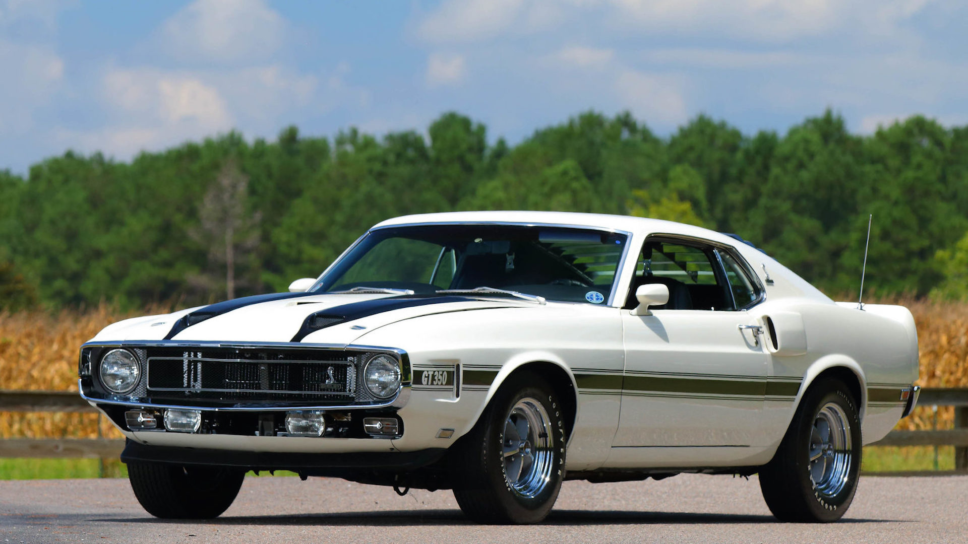 1970 shelby mustang