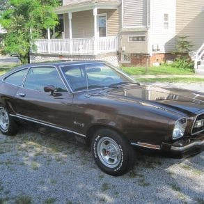 1975 Ford Mustang Mach 1