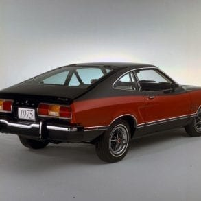1975 Ford Mustang Special Paint Edition