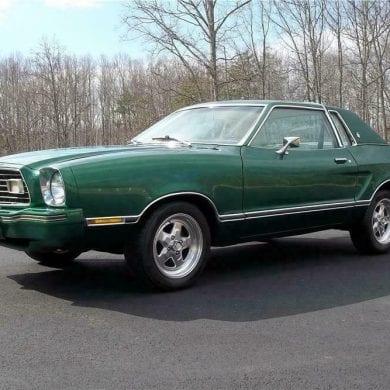 1977 Ford Mustang Ghia