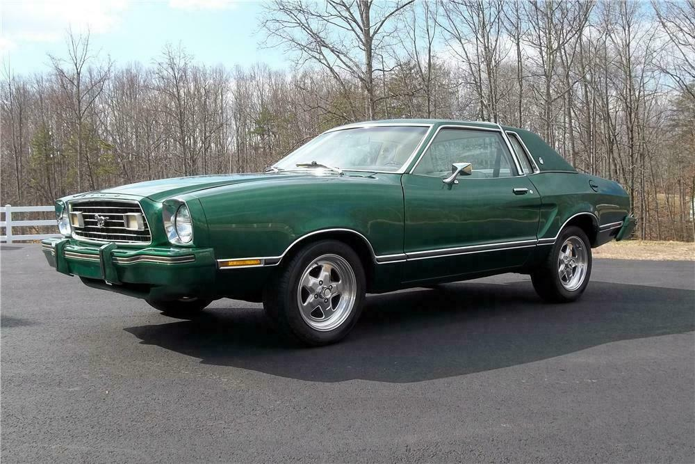1977 Ford Mustang Ghia