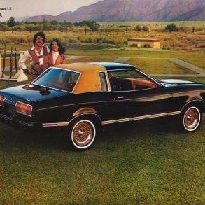 1978 ford mustang ghia