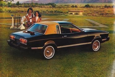 1978 ford mustang ghia