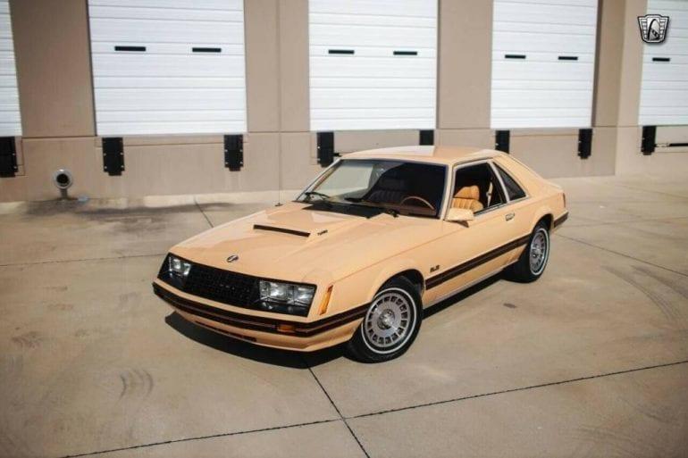 1979 Ford Mustang Ghia