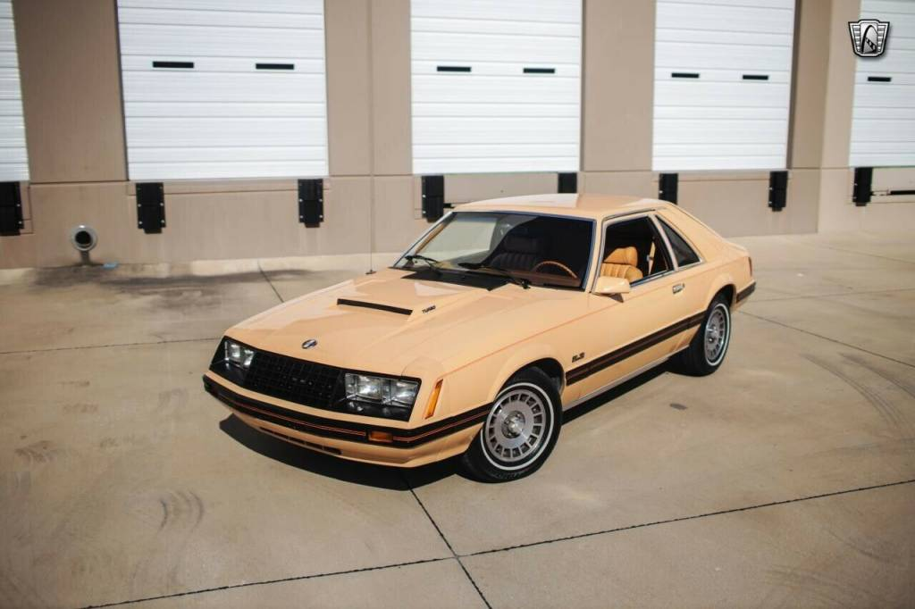 1979 Ford Mustang Ghia