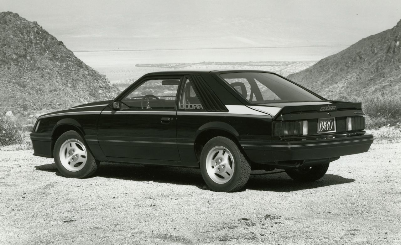 1980 Ford Mustang Cobra