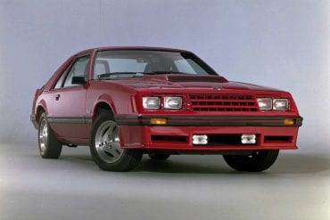 1982 Ford Mustang Research