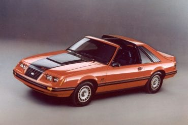 1983 mustang research