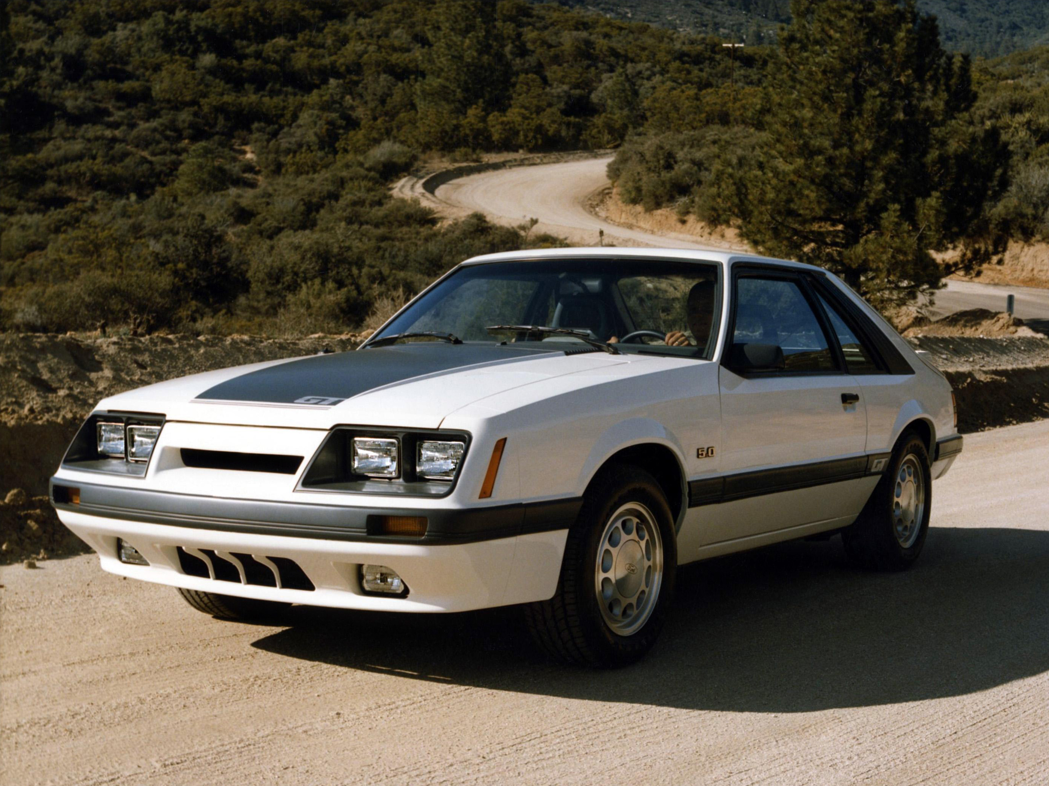 1985 Ford Mustang Research