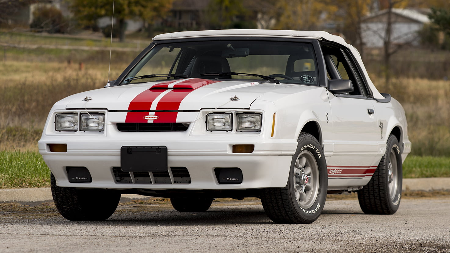 1985 Ford Mustang Twister II Special