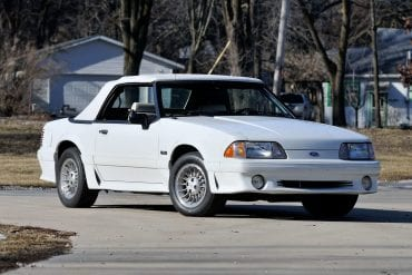 1990 Ford Mustang Research