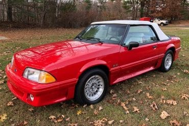 1990 Ford Mustang GT: Ultimate Guide