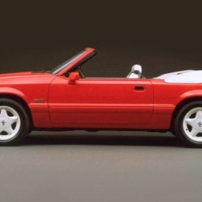 "1992 Ford Mustang ""Summer Special"" LX 5.0L Convertible"
